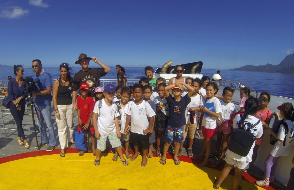 journee des océans AREMITI 2015-2