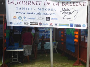 banderole Journee baleine sponsors 2015