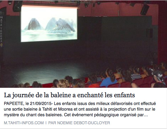 film petit théatre reportage